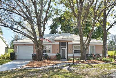 Tequesta Single Family Home For Sale: 9218 SE Wild Pine Place