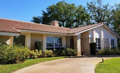 Delray Beach Single Family Home For Sale: 4633 Oak Tree Court
