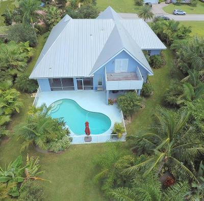 Vero Beach Single Family Home For Sale: 4355 Amelia Plantation Court