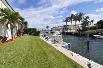 North Palm Beach Condo For Sale: 110 Wettaw Lane #Apt 102