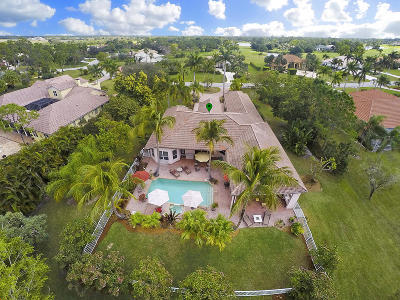 West Palm Beach Single Family Home For Sale: 8811 Marlamoor Lane