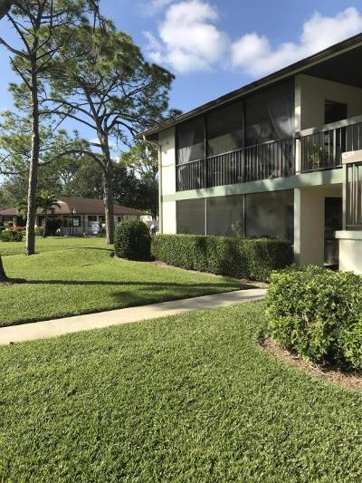 Jupiter Condo For Sale: 6341 Chasewood Drive #E