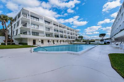 Palm Beach Condo Sold: 2275 S Ocean Boulevard #107n