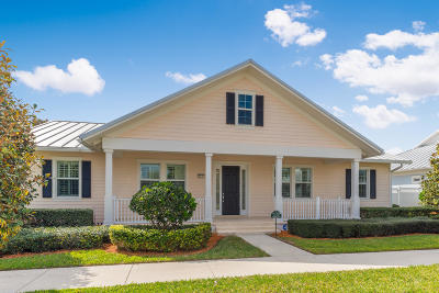 Single Family Home Sold: 1036 Tropical Drive