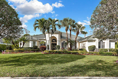 Wellington Single Family Home Contingent: 17087 Gulf Pine Circle