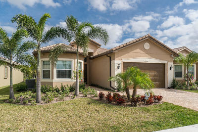 Boynton Beach Single Family Home For Sale: 12270 Madison Ridge Avenue