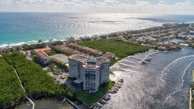 Highland Beach Condo For Sale: 3912 S Ocean Boulevard #1015