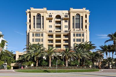 Luxuria Condo For Sale: 2500 S Ocean Boulevard #801