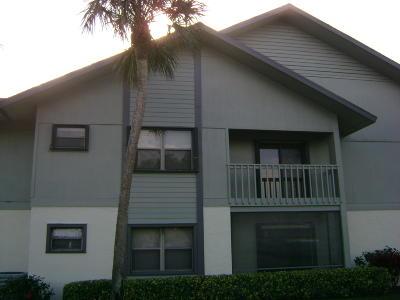 Hobe Sound Condo For Sale: 6295 SE Charleston Place #201