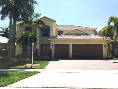 Boca Falls Single Family Home For Sale: 12700 Yardley Drive
