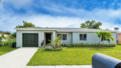 Boca Raton Single Family Home For Sale: 4690 Baldric Street