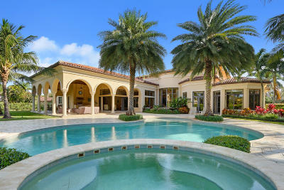 Palm Beach Gardens Single Family Home Contingent: 5592 Whirlaway Road