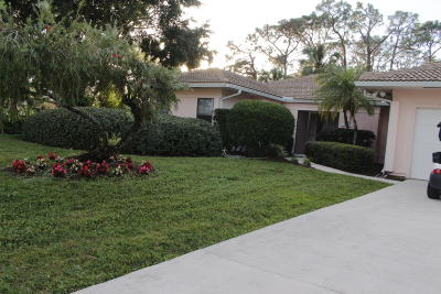 Palm City Single Family Home Contingent: 4706 SW Lorne Court