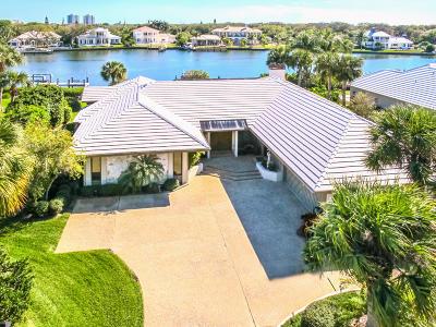 Vero Beach Single Family Home For Sale: 119 Cache Cay Drive