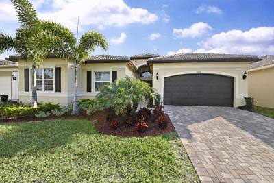 Boynton Beach Single Family Home For Sale: 8166 Alpine Ridge Road