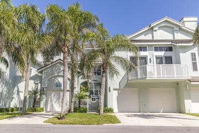 Jupiter Condo For Sale: 506 Mainsail Circle #506