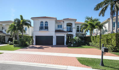 North Palm Beach Single Family Home For Sale: 13877 Willow Cay Drive