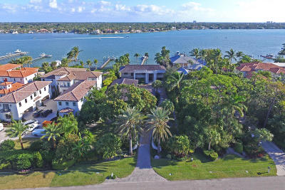 Single Family Home For Sale: 5345 Pennock Point Road