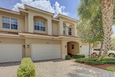 Townhouse Sold: 4918 Vine Cliff Way E