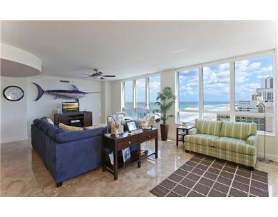Singer Island Rental For Rent: 3800 Ocean Drive #1450