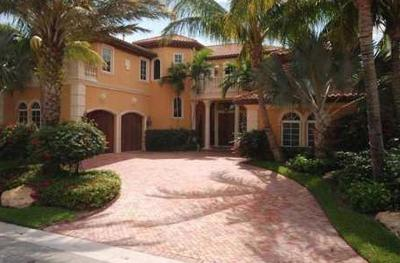 North Palm Beach Single Family Home For Sale: 777 Harbour Isles Place