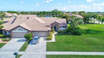 Boynton Beach Single Family Home For Sale: 7216 Sweetbay Court