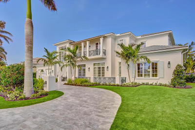 Boca Raton Single Family Home For Sale: 731 Marble Way
