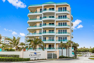 Jupiter Condo Contingent: 2000 S Highway A1a #N104