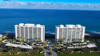 Condo For Sale: 1400 S Ocean Boulevard #601