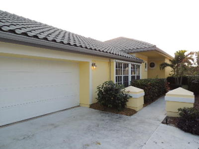 Palm City Single Family Home For Sale: 12314 NW Harbour Ridge Boulevard