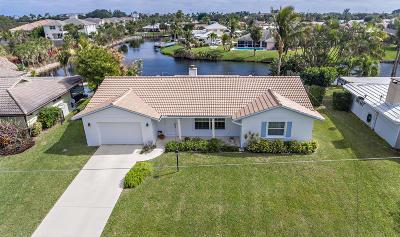 Juno Beach Single Family Home For Sale: 12940 Wilton Road