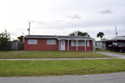 Palm Beach Gardens Single Family Home Contingent: 9179 Birmingham Drive
