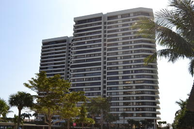 North Palm Beach Condo For Sale: 100 Lakeshore Drive #1555
