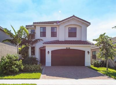 Delray Beach Single Family Home For Sale: 8102 Baltic Amber Road