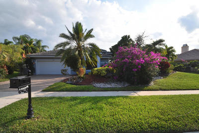 Boca Raton Single Family Home For Sale: 10204 Shireoaks Lane