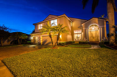 Lake Worth Single Family Home For Sale: 6380 Shadow Creek Village Circle