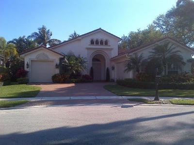 Delray Beach Single Family Home For Sale: 8976 Valhalla Drive
