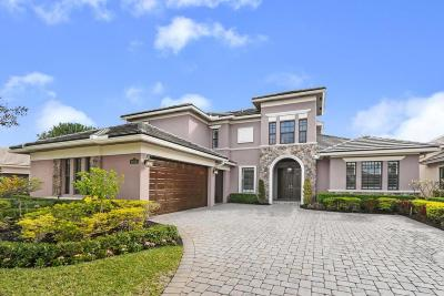 Boynton Beach Single Family Home For Sale: 8970 Equus Circle