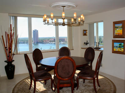 Boca Raton Condo Sold: 500 S Ocean Boulevard #1508