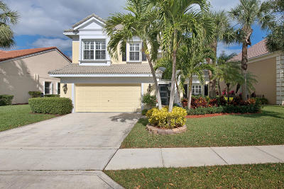 Palm Beach Gardens Single Family Home For Sale: 81 Satinwood Lane
