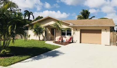 Delray Beach Single Family Home For Sale: 5273 Madison Road