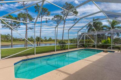 Jensen Beach Single Family Home For Sale: 3449 NW Royal Oak Drive