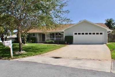 Jensen Beach Single Family Home Contingent: 1943 NE Aloe Calle