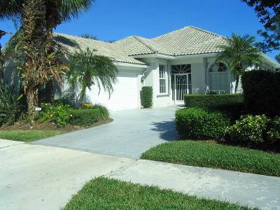 Hobe Sound Rental For Rent: 8104 SE Double Tree Drive