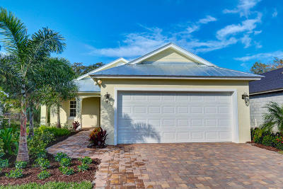 Jupiter Single Family Home For Sale: 17609 Carver Avenue