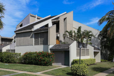 Condo For Sale: 1605 S Us Highway 1, #14h