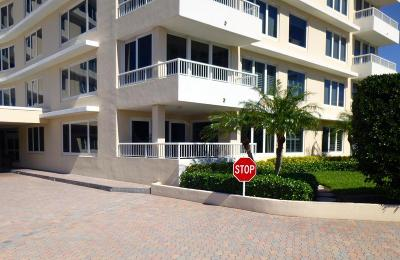 Sabal Shores, Sabal Shores Apts Condo, Sabal Shores Condo Condo For Sale: 600 S Ocean Boulevard #1040