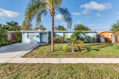 Single Family Home Sold: 3819 Everglades Road