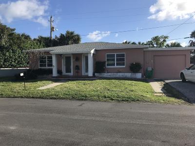 Ocean Ridge Multi Family Home For Sale: 20 Douglas Drive #20/22