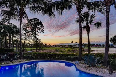 Palm Beach Gardens Single Family Home For Sale: 12173 Plantation Way